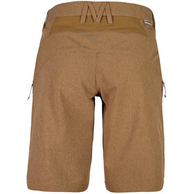 Maloja RosinaM. Multisport Shorts Dames, walnut